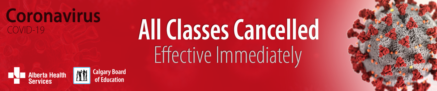 All Classes Cancelled Effective Immediately News Centre Cbe
