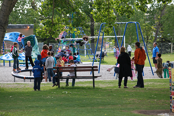 Five CBE Schools Submitted for Playground Program - News Centre - CBE
