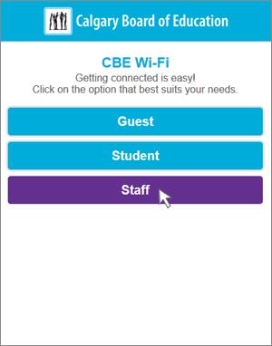 CBE Wireless | Technology for Learning | Programs | Calgary
